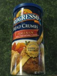 I keep a can of these finely processed breadcrumbs on hand for meatloafs, meatballs, etc.