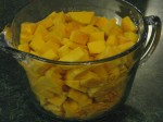 ...gave me a month's worth of squash!
