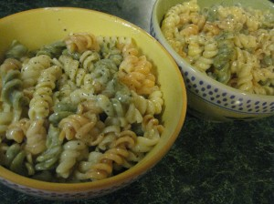 Who wants boxed macaroni and cheese when this is so easy and so much tastier?