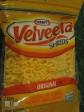 If Velveeta shreds aren't on sale, you can always just chop up regular processed generic Velveeta or American cheese.