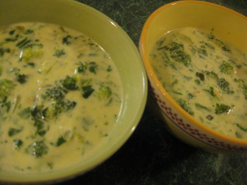 If you like broccoli soup, you're going to LOVE this...
