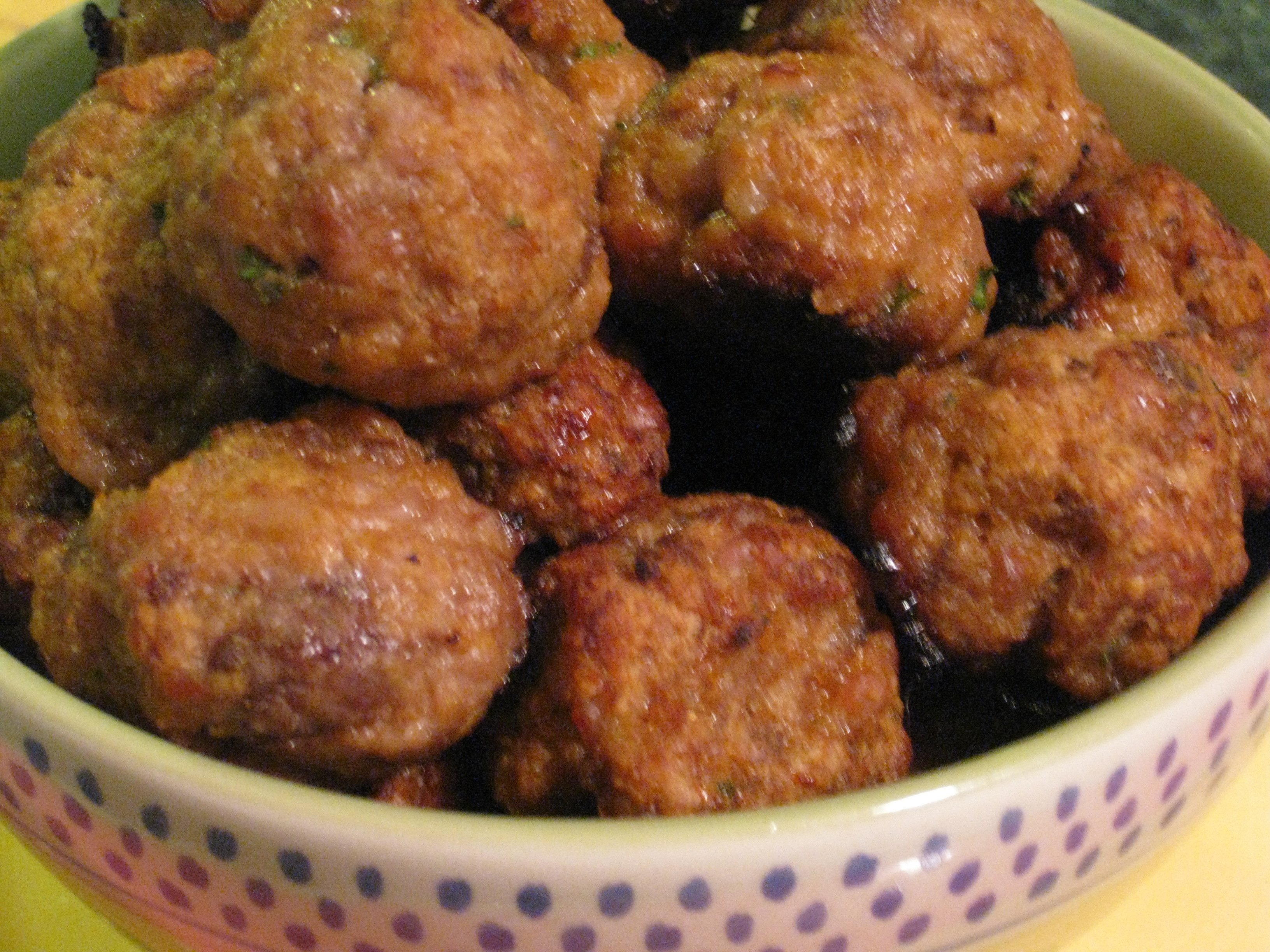 Cheap Recipe: Homemade Meatballs for Now-and-Later | The Red Kitchen ...